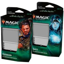 Magic The Gathering: War of the Spark- Planeswalker Deck (Gideon)