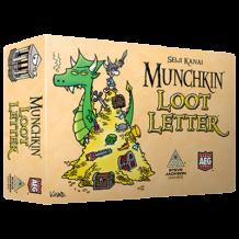Munchkin Loot letter dobozos (eng) BONTOTT társasjáték