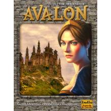 The Resistance: Avalon (eng) BONTOTT társasjáték