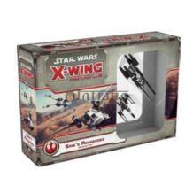 Star Wars X-wing: Saw's renegades