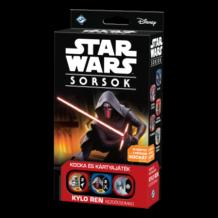 Star Wars Sorsok Kylo Ren kezdőcsomag