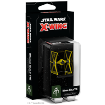 Star Wars X-wing: Mining guild TIE expansion (eng)
