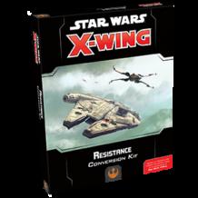Star Wars X-wing: Resistance conversion kit (eng)