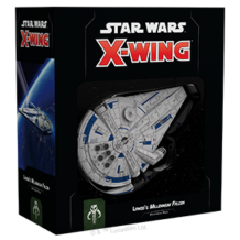 Star Wars X-Wing: Lando's Millenium Falcon
