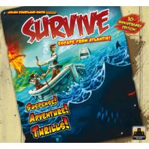 Survive - 30 éves jubileumi kiadás (eng)