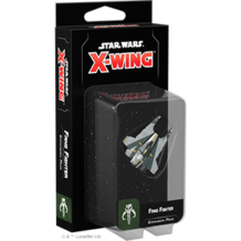 Star Wars X-wing: Fang Fighter Expansion Pack (eng)