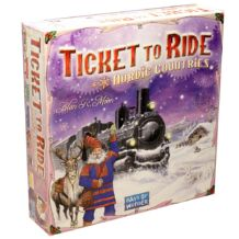 Ticket to Ride Nordic Countries (eng)