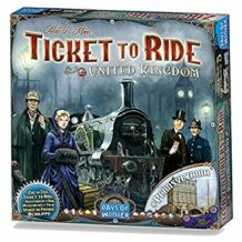 Ticket to Ride - United Kingdom (eng)
