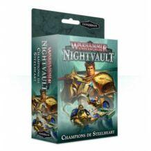 Warhammer Underworld: Nightvault: Steelheart's Champions kiegészítő