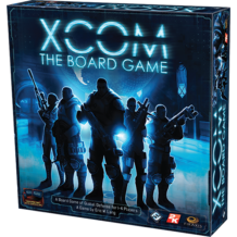 XCOM - The board game (eng)