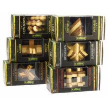 3D Bambusz puzzle - Pyramid