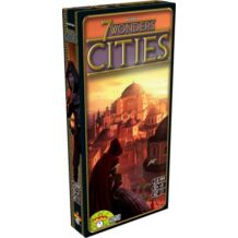 7 Csoda - Cities kiegészítő (eng)