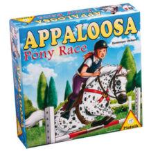 Appaloosa Pony Race