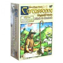 Carcassonne - Juhok és Dombok kiegészítés