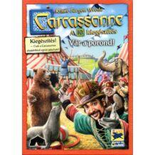 Carcassonne - Vár a porond ÚJ KIADÁS 10. kiegészítő