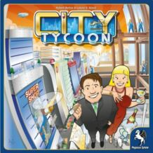 City Tycoon - bizományos társasjáték