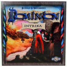 Dominion: Intrika BONTOTT társasjáték