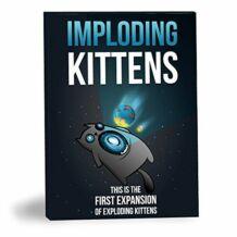 Exploding Kittens - Imploding kittens replika / kompakt kiszerelésű kiegészítő