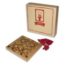 Fa táblás logikai játék - Jaszír (Íjászles)