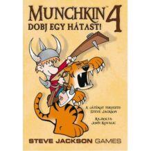 Munchkin 4 - Dobj egy hátast!