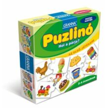 Granna Puzlinó - Hol a párja?