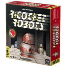 Ricochet Robots - Száguldó robotok (eng)