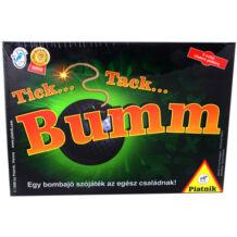 Tick.. Tack…Bumm - bizományi társasjáték