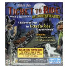 Ticket to Ride - Halloween Freighter