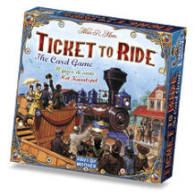 Ticket to Ride - The Card Game