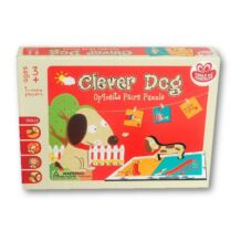 Chalk and Chuckles - Clever Dog