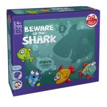 Chalk and Chuckles - Beware of the Shark Óvakodj a cápától