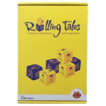 Chalk and Chuckles - Rolling Tales