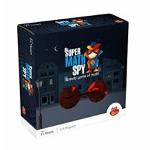 Chalk and Chuckles - Super Math Spy