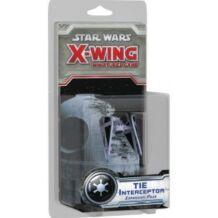 Star Wars X-wing: TIE Interceptor kiegészítő (eng)