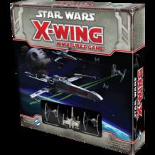Star Wars X-wing: piros alapdoboz (eng)