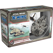 Star Wars X-wing: Heroes of the Resistance (eng)