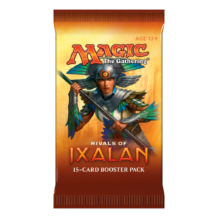 Magic The Gathering: Rivals of Ixalan - Booster pack