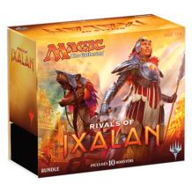 Magic The Gathering: Rivals Of Ixalan - Bundle