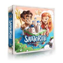 Santorini BONTOTT társasjáték