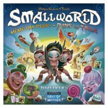 Small World: Power Pack 1  (Be not afraid..., A Spider's web)