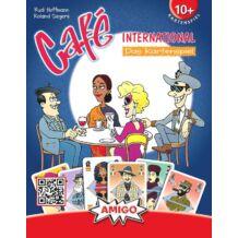 Café International - a kártyajáték germ)