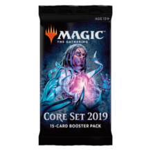 Magic The Gathering: Core 19 - Booster pack