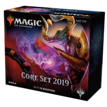 Magic The Gathering: Core 19 - Bundle