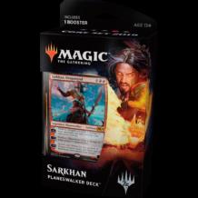 Magic The Gathering:Core 19 Planeswalker deck (Sarkhan)