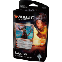 Magic The Gathering: Core 19 Planeswalker deck (Sarkhan)