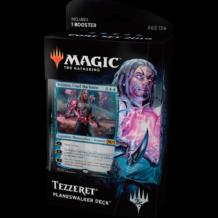 Magic The Gathering:Core 19 Planeswalker deck (Tezzeret)