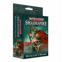 Warhammer Underworlds: Shadespire Spiteclaw's swarm kiegészítő