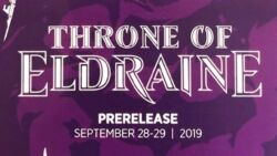 Magic The Gathering Throne of Eldraine Prerelease 2019 09 28-29