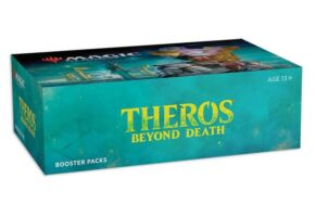 Magic The Gathering Theros Beyond Death Booster Display - Draft Booster