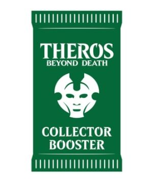 Magic The Gathering Theros Beyond Death Collector Booster Display